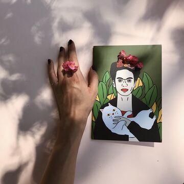 Листівка Фріда Кало