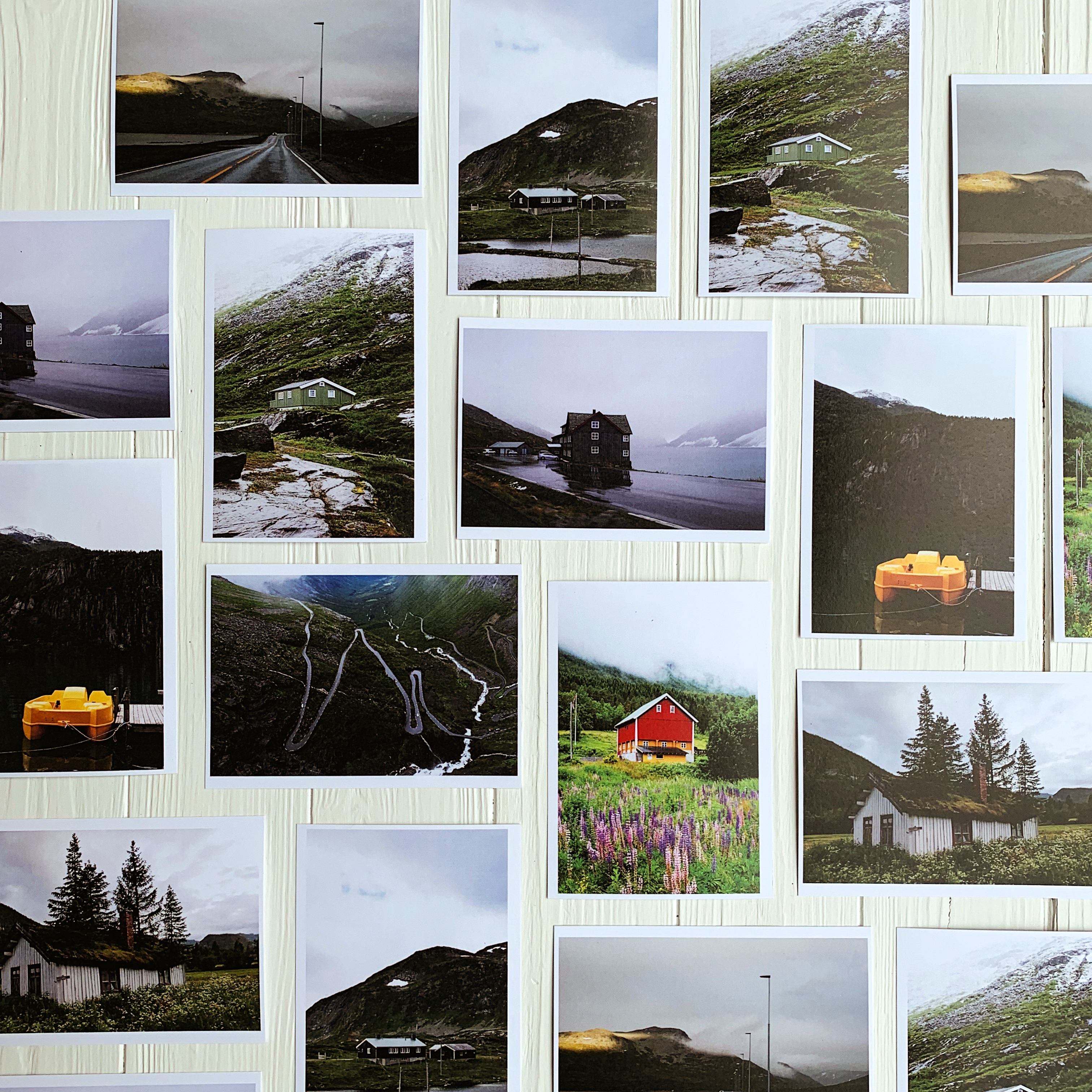 открытка iceland