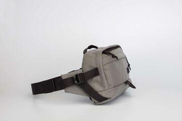 Поясна сумка Hip Pack Big Grey