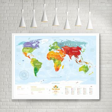 Travel Map KIDS (Sights)