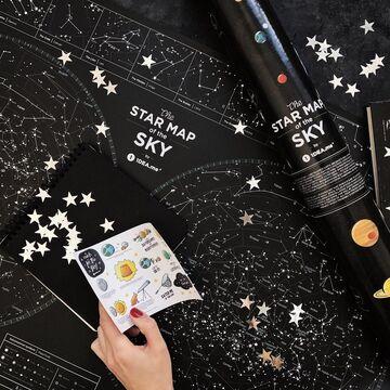 Star Map Sky