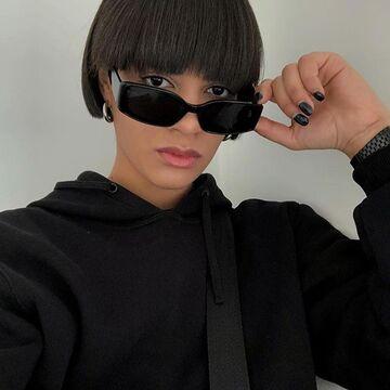 Чорні окуляри №23