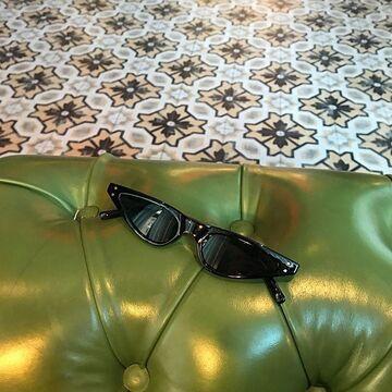 Чорні окуляри №12
