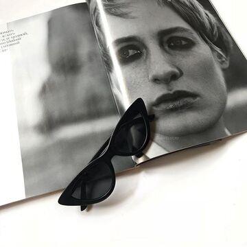 Чорні окуляри №10