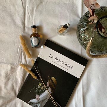 La Boussole vol 12 - зупинки
