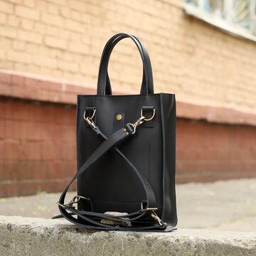B030 сумка черная