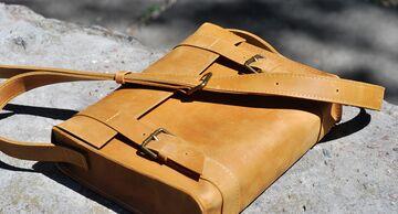 Руда сумка B010