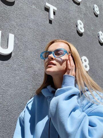 Блакитні окуляри №19