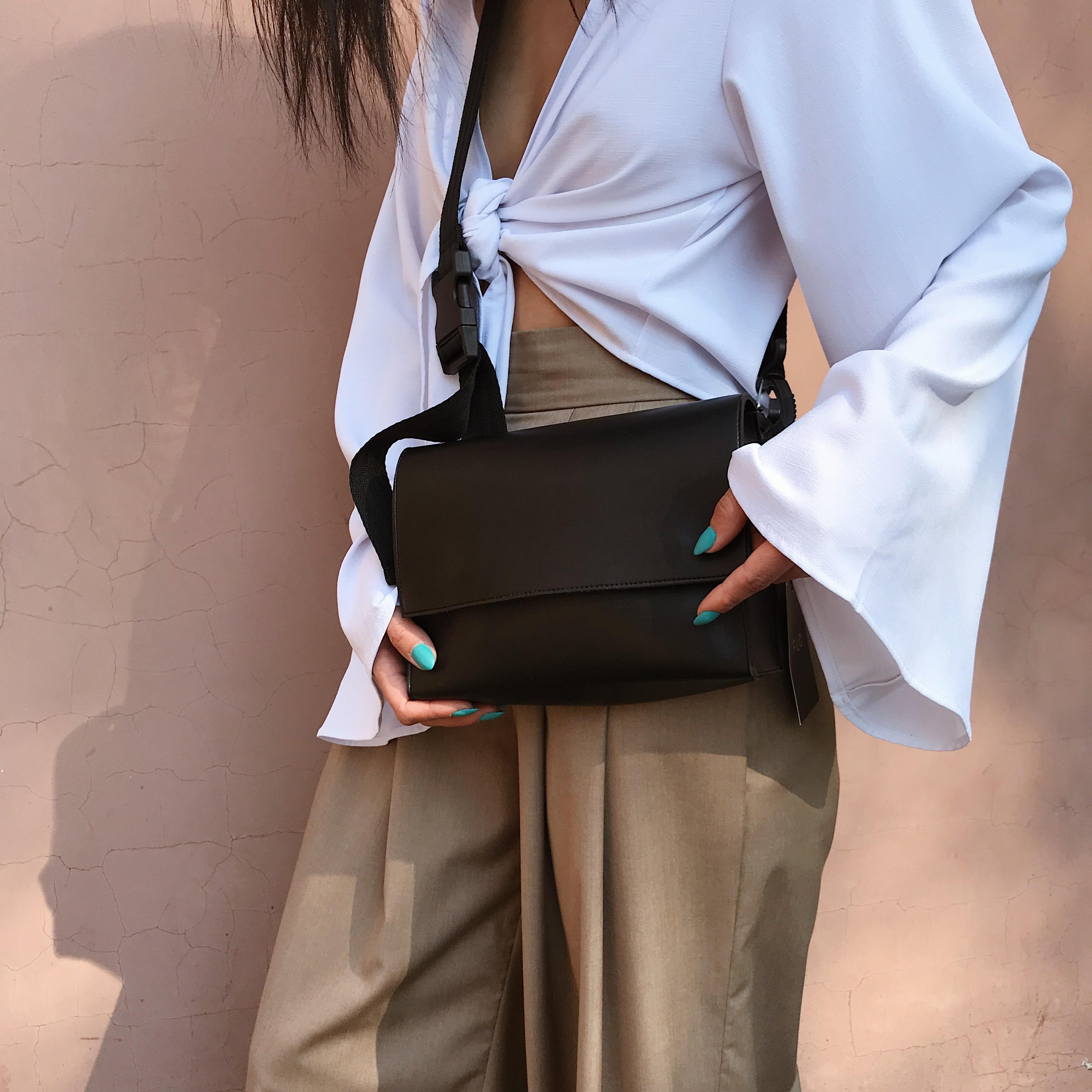 Чорна сумка Epiс