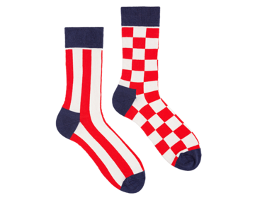 Шкарпетки Checker