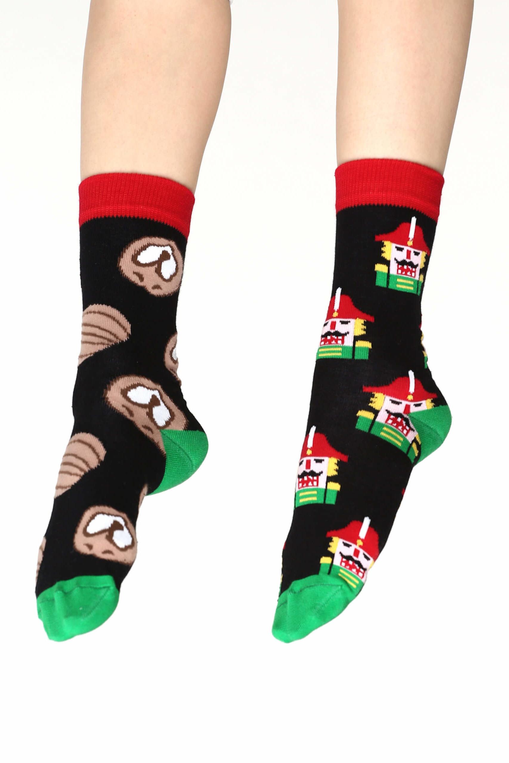 Шкарпетки Лускунчик