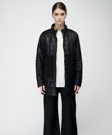 Чорний Liner Jacket