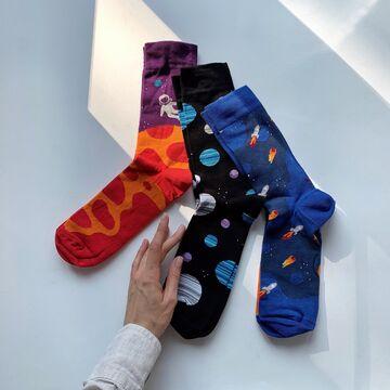 Набір шкарпеток Space Oddity