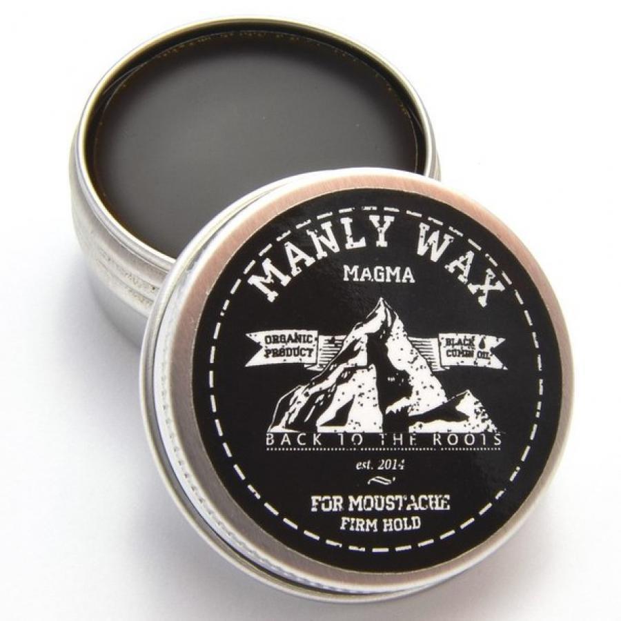 Віск для догляду за вусами Wax Moustaches Magma
