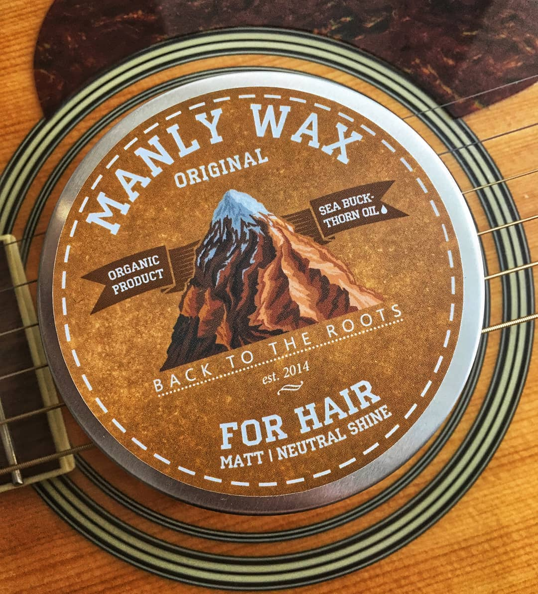 Віск для волосся Wax Original