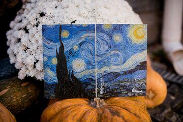 Скетчбук Van Gogh 1889 S