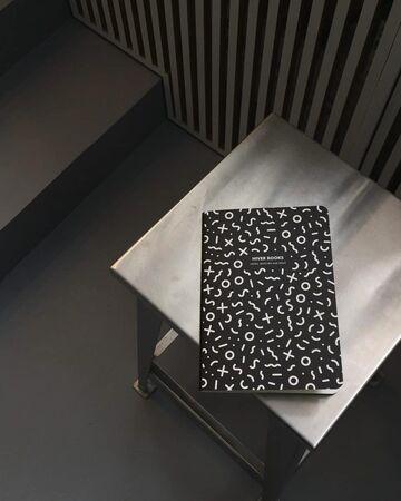 Блокнот Type