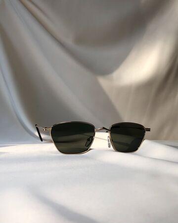 Зелені окуляри №64