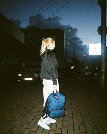 Синій рюкзак Gum Backpack