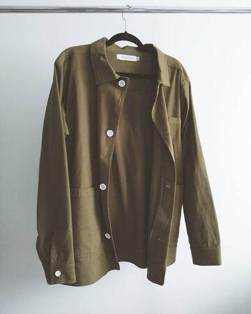 Куртка-роба хакі