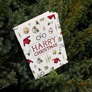 Блокнот Harry Christmas