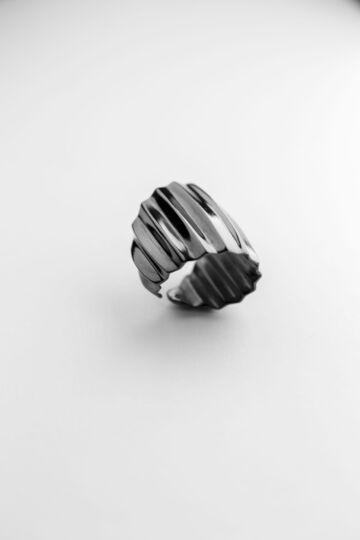 Суперширокий перстень Madagascar