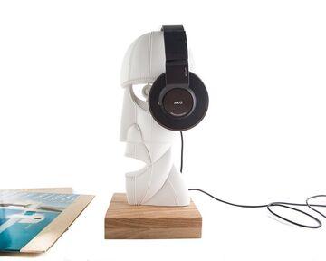 Біла підставка під навушники Pink Floyd