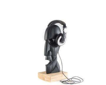 Чорна підставка під навушники Pink Floyd