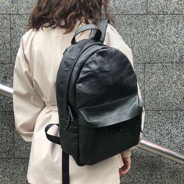 Чорний рюкзак Amsterdam
