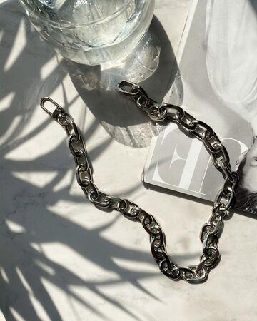 Ланцюг Silver срібного кольору