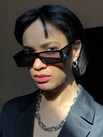 Чорні окуляри