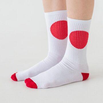 Білі шкарпетки Японія