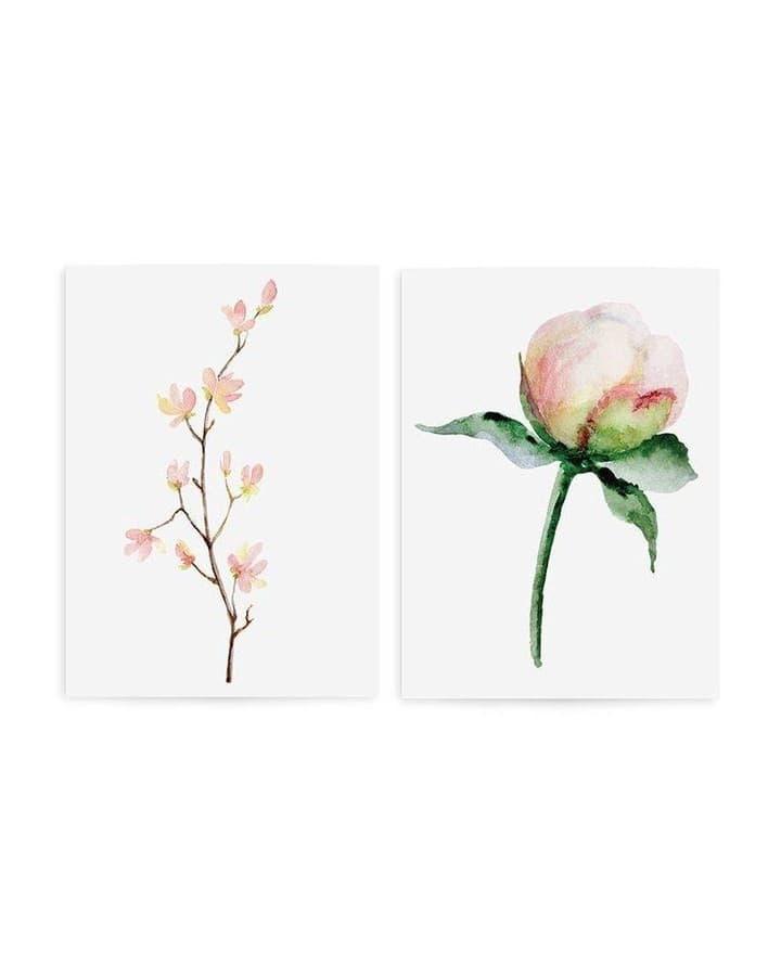 Тимчасове тату Rose Spring Set