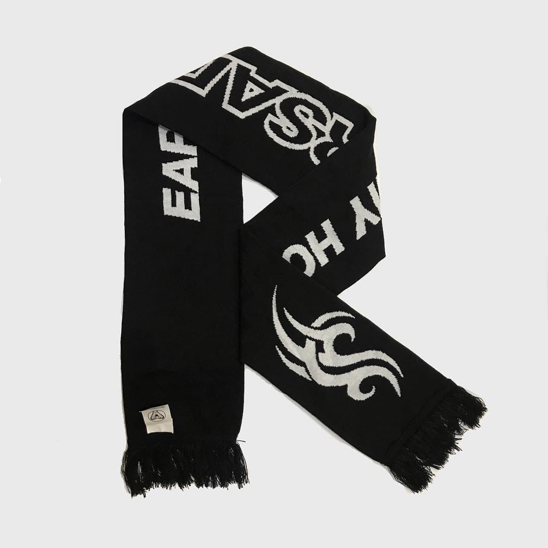 Двосторонній шарф Tribal B/W