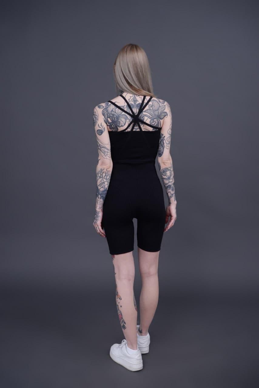 Cycling Shorts Black