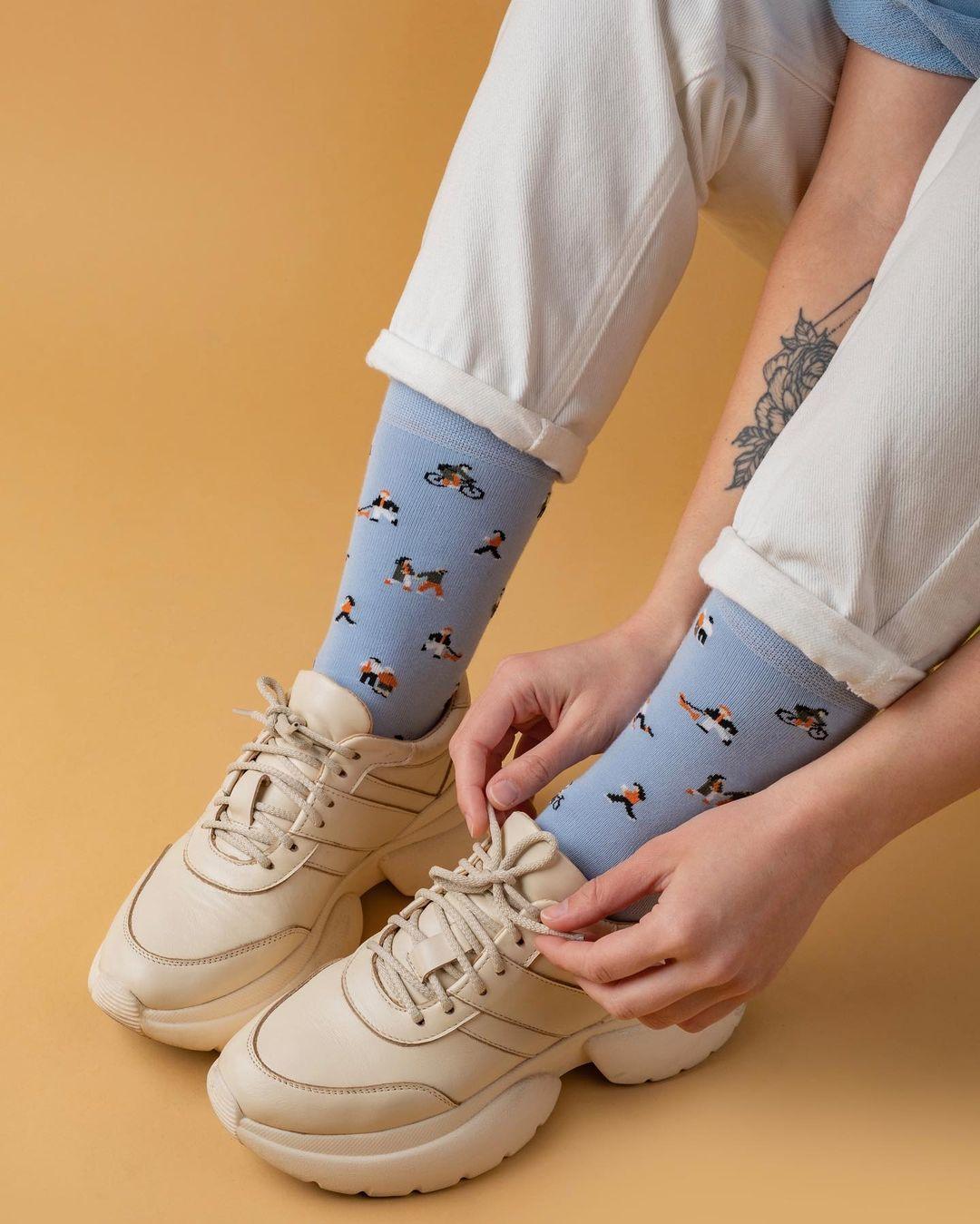 Шкарпетки Місто