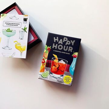 Happy Hour: A Cocktail Card Game