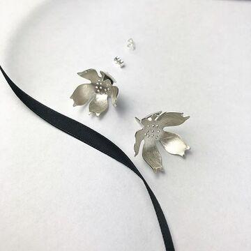Сережки Квіти