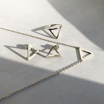 Кулон Маленький Трикутник