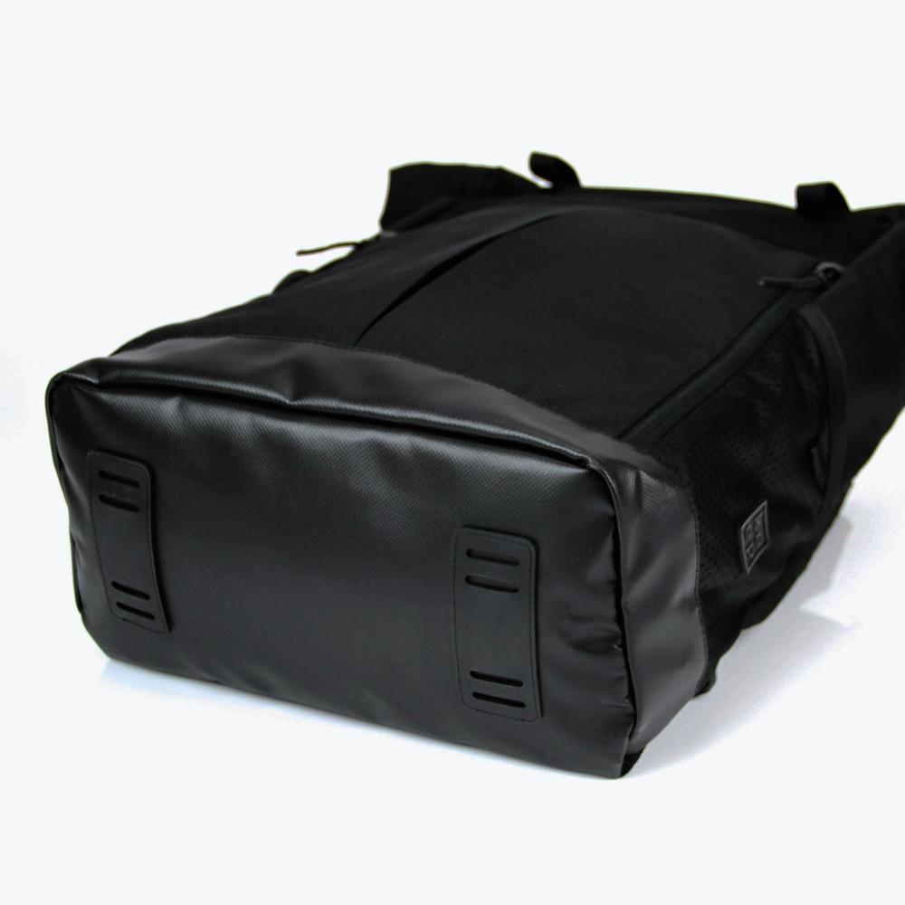 Чорний рюкзак Флетайрон