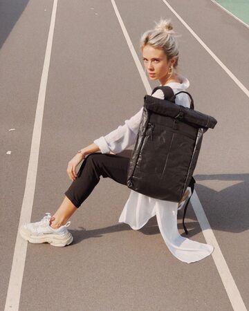 Графітовий рюкзак Поділ mini